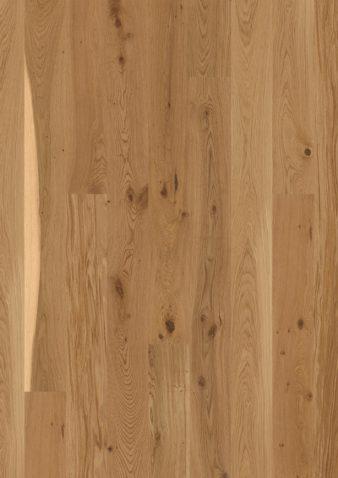 Diele 138mm breit Eiche rustic Ohne Bürstung Klick Parkett matt versiegelt gefast 1  Landhausdiele 14x138x2200mm 3.04m2/Packet