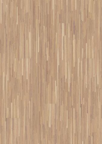 Diele 138mm breit Eiche weiss pigmentiert Ohne Bürstung Klick Parkett matt versiegelt ohne Fase 1  Fineline 14x138x2200mm 3.04m2/Packet