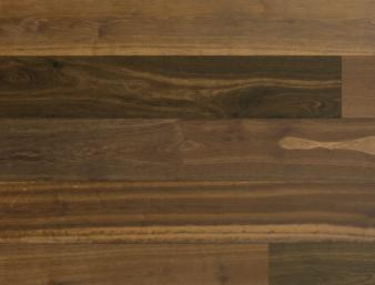 Eiche geräuchert  Ohne Bürstung  Klebeparkett  matt versiegelt  ohne Fase  2. Wahl 1  Cleverpark 1250x100x9.5mm 2.00m2/Packet