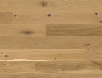Eiche 45/Chêne 45/Rovere 45 Ohne Bürstung Klebeparkett matt versiegelt ohne Fase 1  Modernpark 1450x130x10.5mm 2.83 m2/Packet
