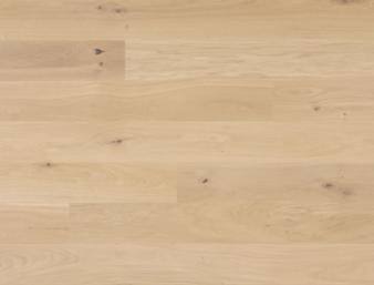 Eiche 14 Crema/Chêne 14 Crema/Rovere 14 Crema Gebürstet Klebeparkett matt versiegelt ohne Fase 1  Objekt-Langstab-Klebeparkett 833x100x9.5mm 2.00m2/Packet